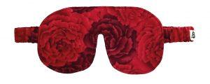 røde roser sovemaske
