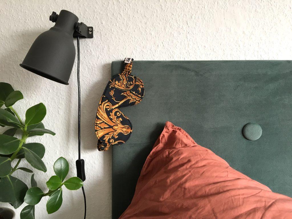 Boligindretning sengegavl