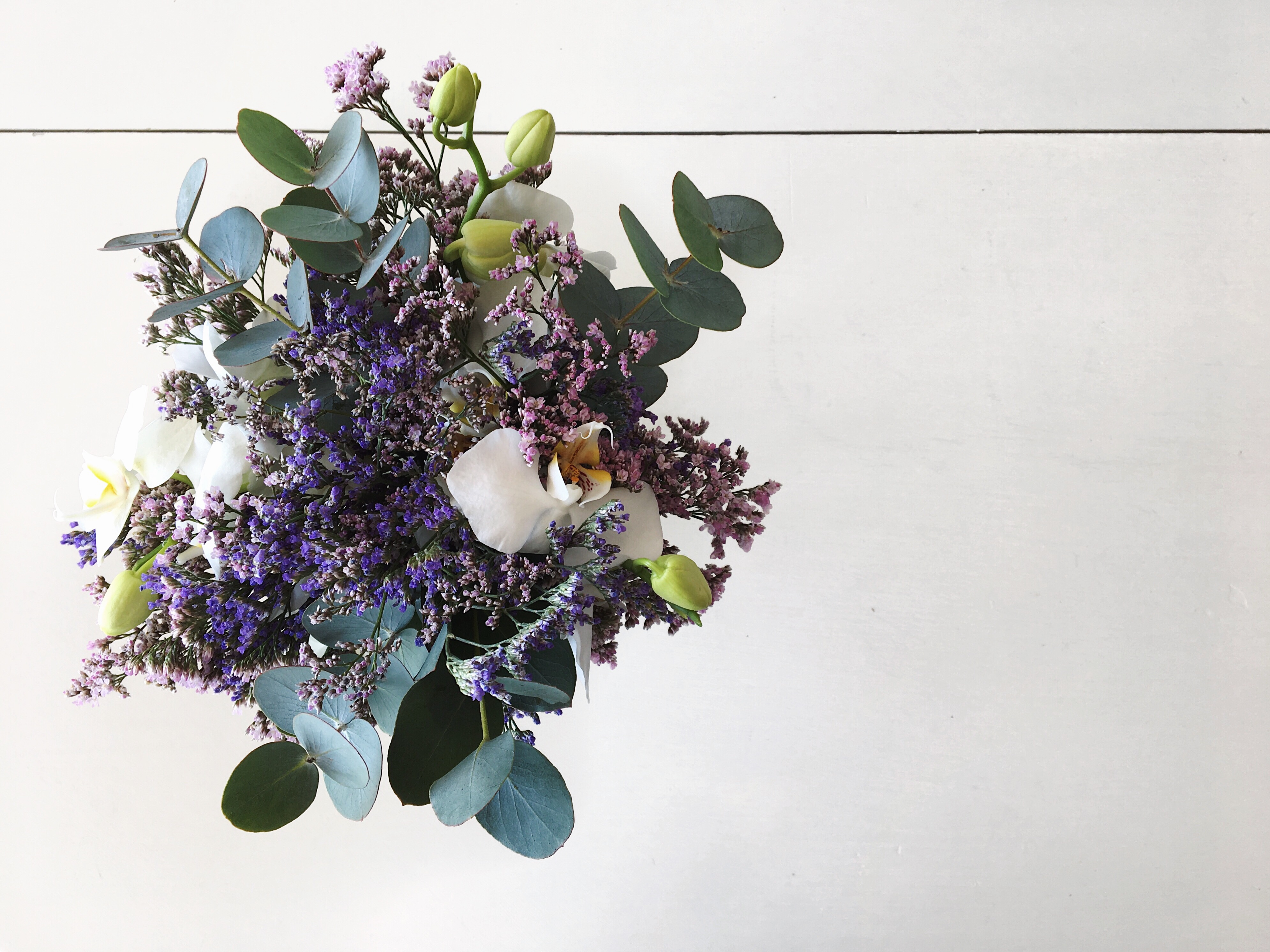 Bind din egen blomsterbuket