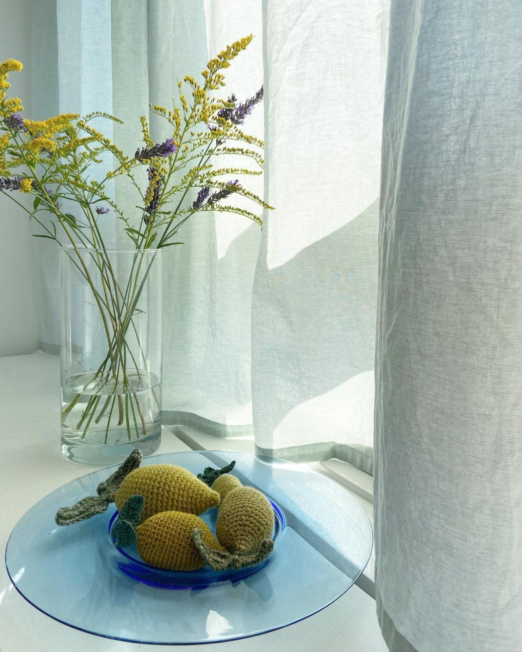 crochet lemon hækleopskrift citron