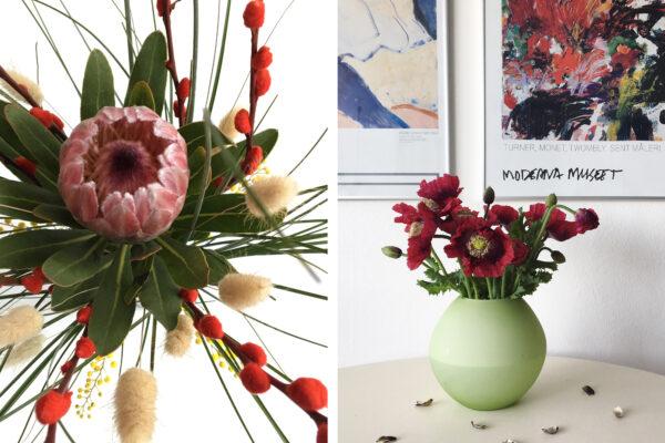 Dine afskårne blomster vil takke dig, hvis du følger disse fif