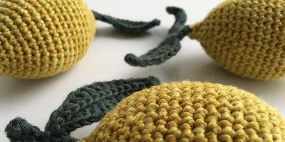 hækleopskrift citron