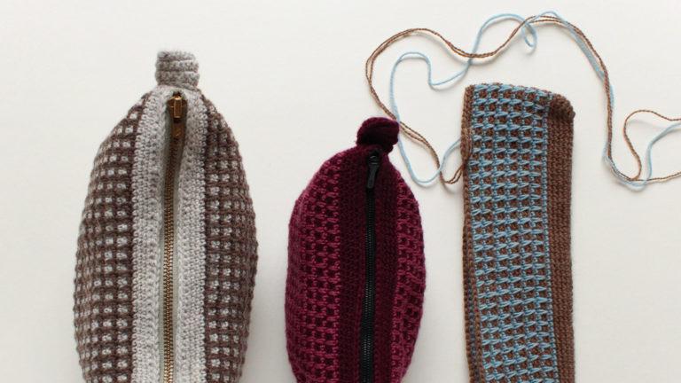 crochet wallet