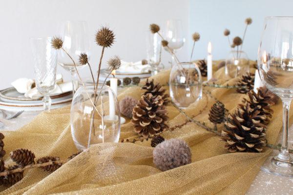 Julebord | naturlig julemagi