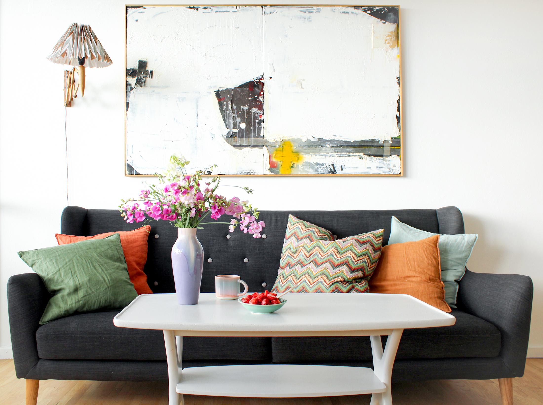 living room interior boligindretning