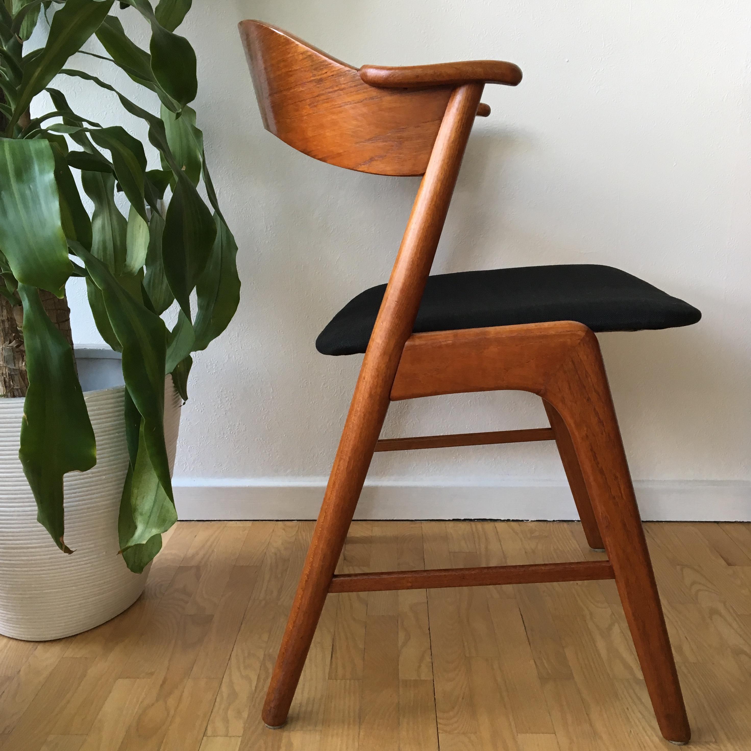 ombetrækning af stole