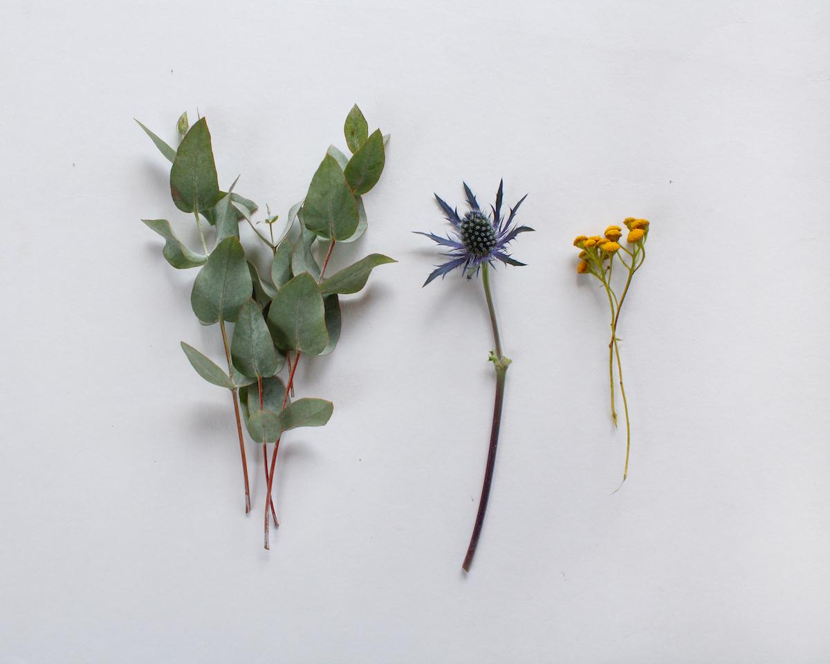 eukalyptus krans diy