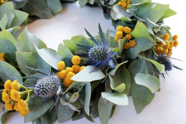 DIY-guide | Eucalyptus krans